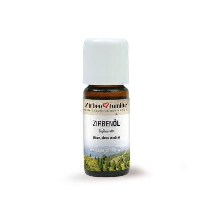 Zirbenfamilie ätherisches Zirbenöl Inhalt 10ml
