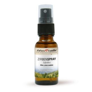 Zirbenfamilie ZirbenSpray Inhalt 20ml