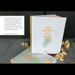 Die Kraft der Zirbe Buch Zitat