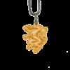 Halskette Steirischer Panther aus Zirbenholz