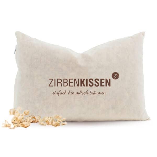 Zirben Kissen 30x20cm